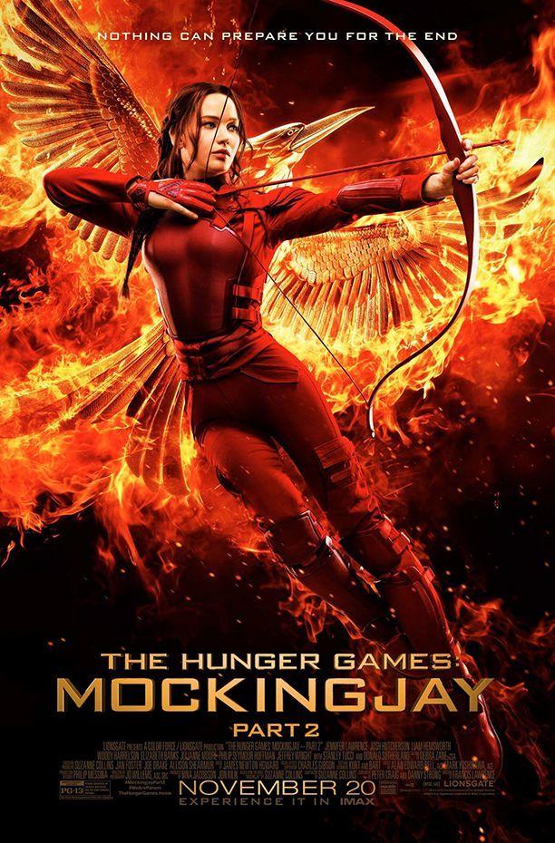 Η Jennifer Lawrence αποκαλύπτει το τελευταίο poster του τελευταίου Hunger Games | FilmBoy