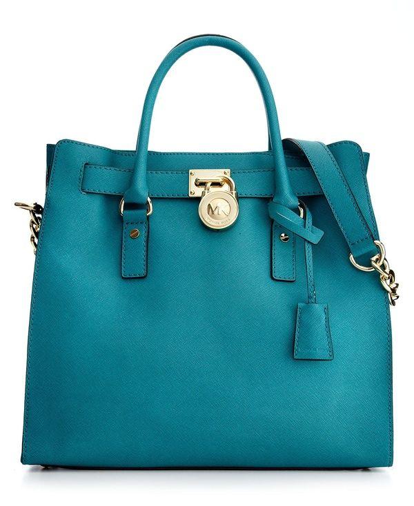 MICHAEL Michael Kors Handbag, Hamilton Saffiano Leather Tote - Tote \u0026middot; Michael Kors Purses OutletMk ...