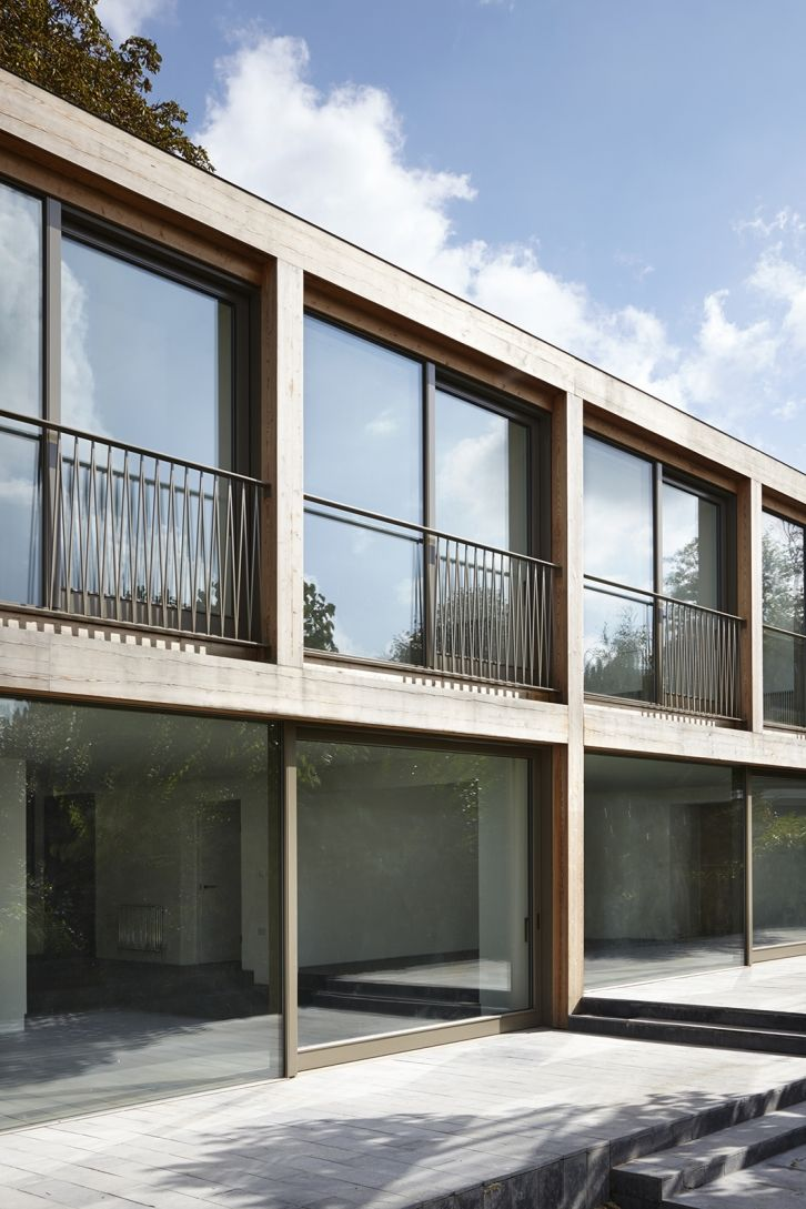 The Hexagon, St Johns Wood, Duggan Morris Architects