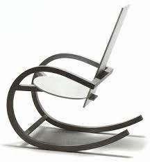 trodden skov rocking chair