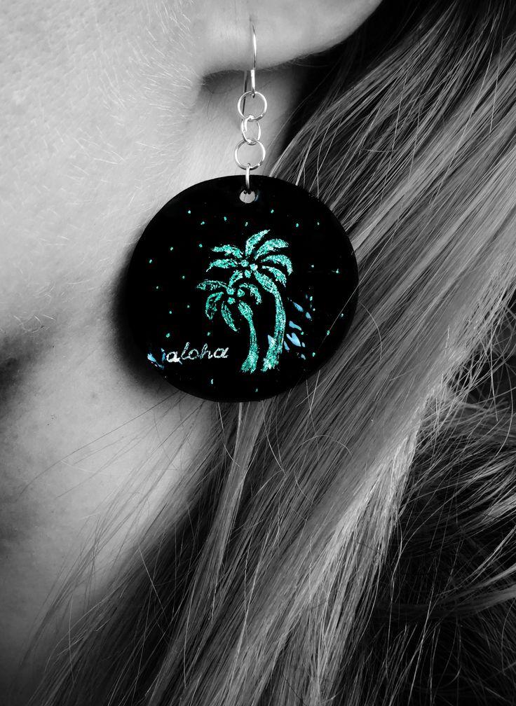 #aloha #kolczyki #earrings #jewellery #themqps #rekodzielo #themqps  Zapraszam na blog: themqps.blogspot.com do oglądania, komentowania i zamawiania.   TheMQPS 100% original & handmade