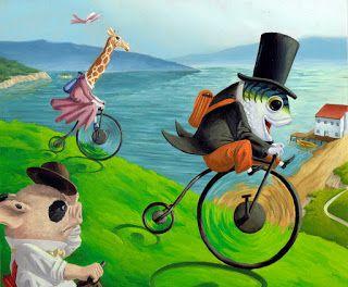 """Giacomo Garelli Illustratore: """"I COLORI DEL SACRO"""" Il Viaggio"""