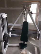 Commercial Gym Equipment 15 Piece Full Gym Cybex High Tech Life Fitness Workout