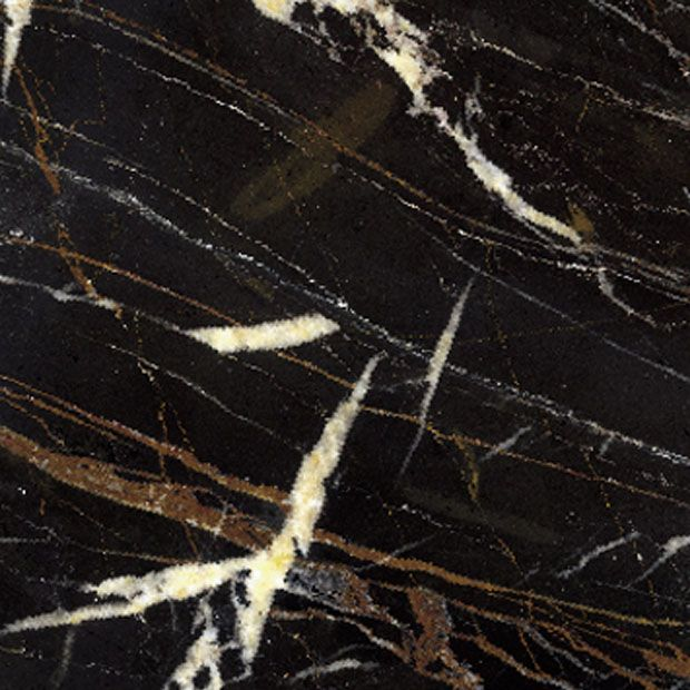 Polished Middle Eastern Black Gold Tiles And Slabs From