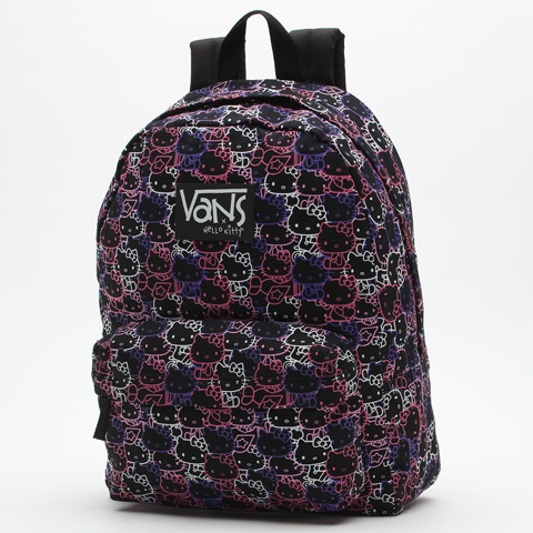 Hello Kitty Vans Collage Backpack