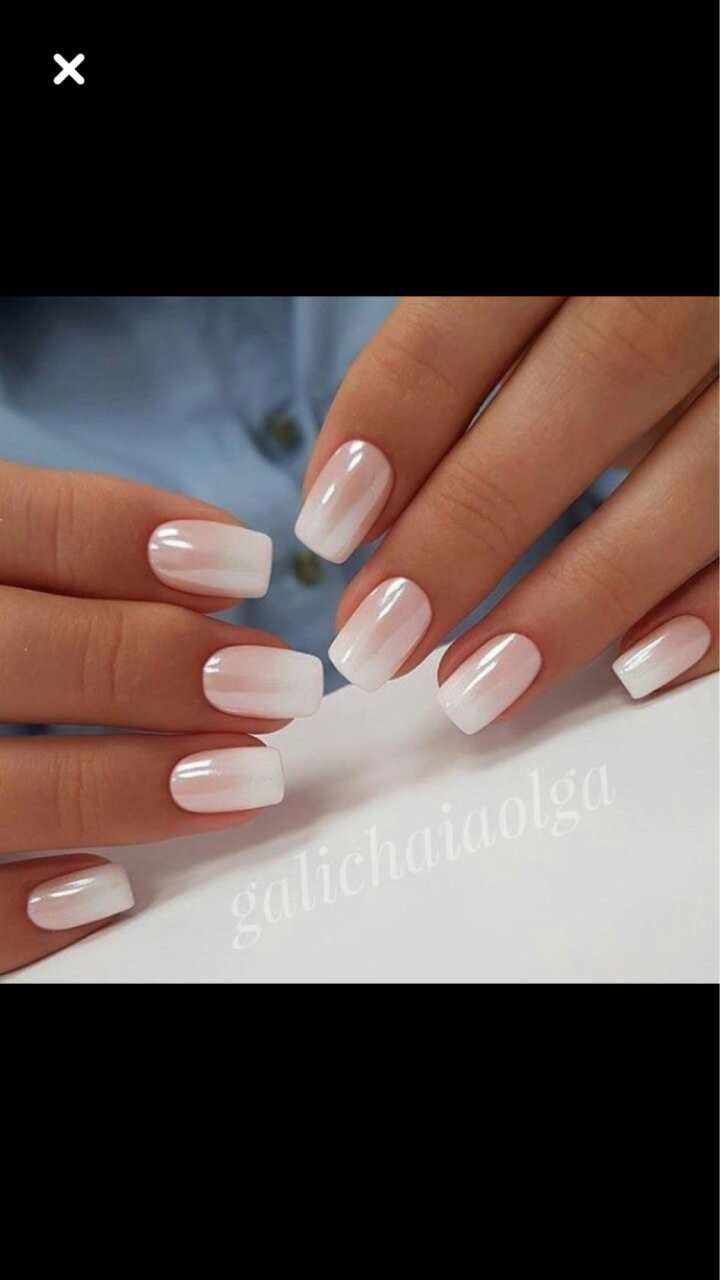 Ongles Baby Boomer 1 Avec Images Idees Vernis A Ongles Vernis
