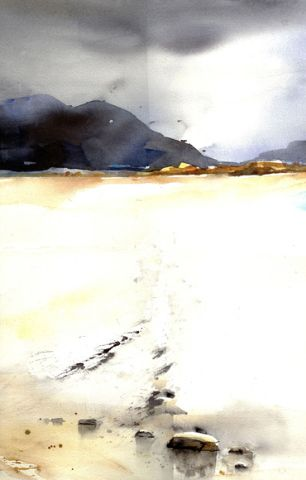 Lena Amstrand Watercolor