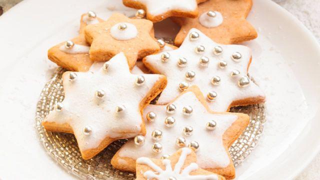 recettes biscuits pour Noel