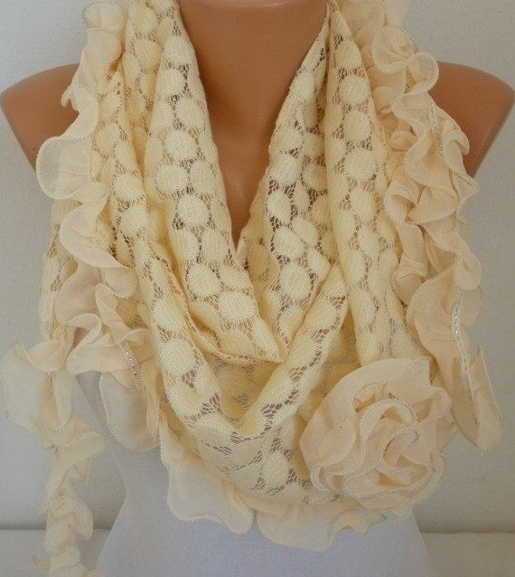 Hey, I found this really awesome Etsy listing at https://www.etsy.com/listing/99172038/on-sale-lemonchiffon-scarf-cowl-scarf