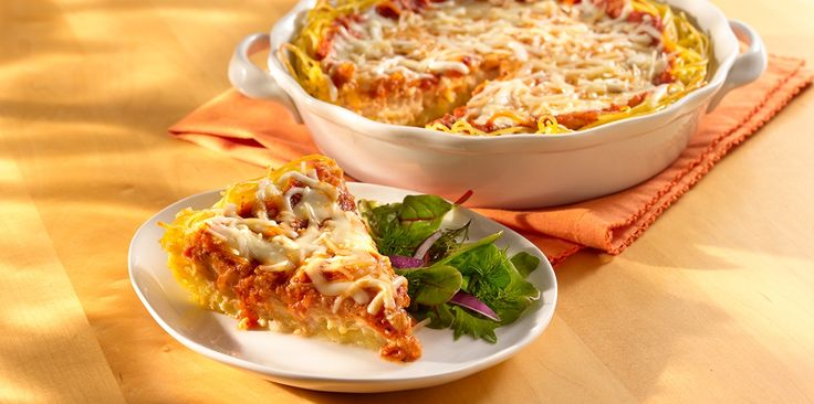 Who knew the words spaghetti and pie could go so well together? Make @sargentocheese's Spaghetti Pie for dinner—a cheesy Italian twist on everyone's favorite pasta!