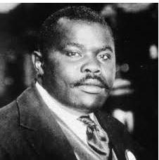"""History. Above you see a picture of Marcus Garvey. During the holiday National heroes day in Jamaica they celebrate 7 people that have the highest honour in their country. One of the seven is Marcus garvey. As said in The Indomitable National Heroes of Jamaica article """"Garvey is best remembered as an important proponent of the Back-to-Africa movement, which encouraged those of African descent to return to their ancestral homelands""""."""