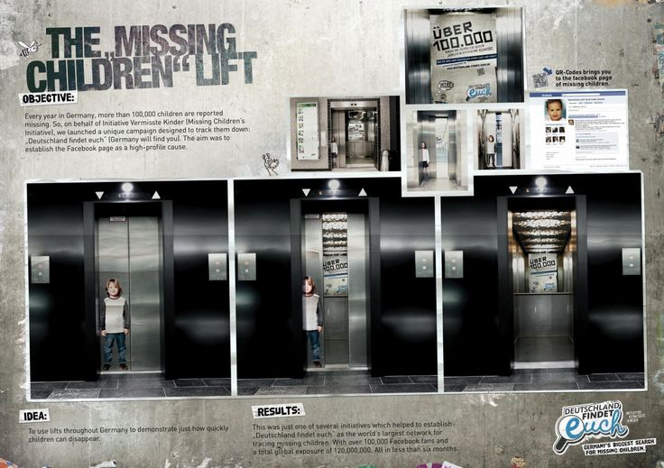 Initiative Vermisste Kinder: The Missing Child