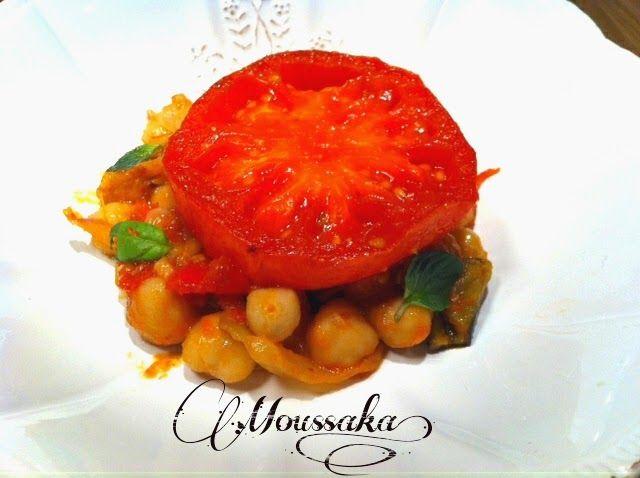 Cucinando tra le nuvole: Moussaka