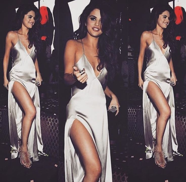 Selena Gomez silk