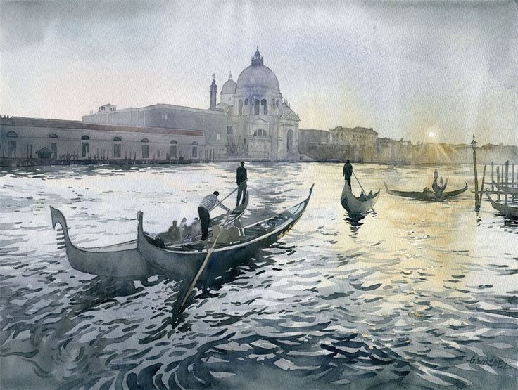 Venice  by *GreeGW