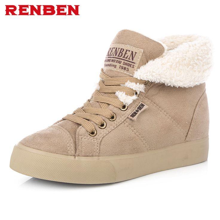 Classique Femmes & # 39; s Chaussures d'hiver pour les dames sexy chaud cheville fourrure Boucle bottes bottes beau,noir,38