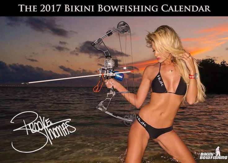 bikini bowfishing calendar - photo #6