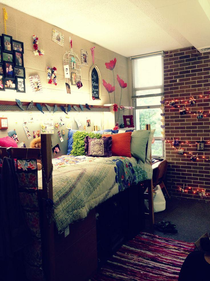 My Dorm Una College Dorm Decorations Dorm Room