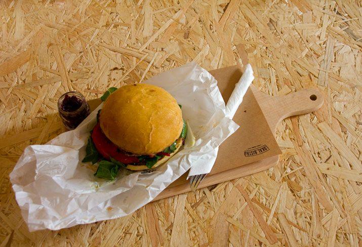 Burger #Lokal Bistro #Warsaw