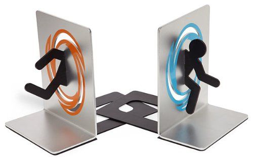 Portal Bookends | Greatest Stuff On Earth