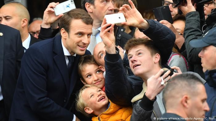 News: French Election Update - Initial projections show centrist Macron victorious in French presidential election