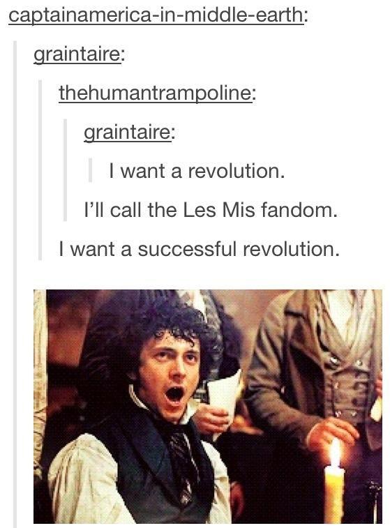 Les Mis Fandom