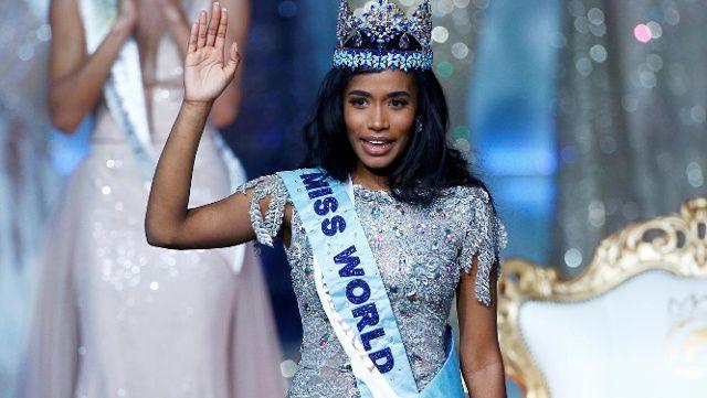 Miss World 2019 Gewahlt Toni Ann Singh Gewinnt Miss World