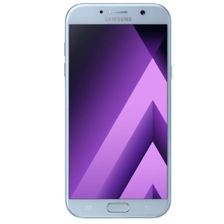 Samsung Galaxy A7 (2017) SM-A720F Blue  — 32989 руб. —  Удобный и эргономичныйПлавные линии корпуса, отсутствие выступов камеры, утонченная и элегантная отделка позволяют получить настоящее удовольствие от использования смартфона.Современные цветаБудьте законодателями трендов, а не просто следуйте им. Модные цветовые решения идеально гармонируют с корпусом из стекла и металла, создавая динамичный и цельный образ. Четыре модных цвета на выбор превосходно дополнят ваш стиль.Запечатлите…