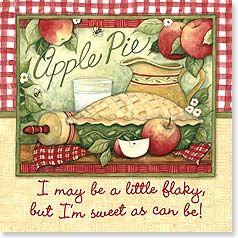Apple Pie by Susan Winget