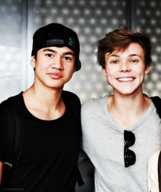 Cuties | 5 Seconds Of Summer | Pinterest | Cas, Ash and ...