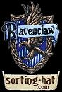 the sorting hat put me in ravenclaw!:D
