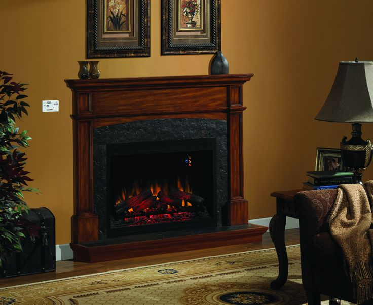 Large Electric Fireplace inserts | View detailed images (4)