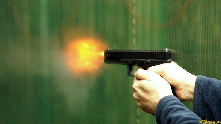 Glock w akcji na naszej strzelnicy.