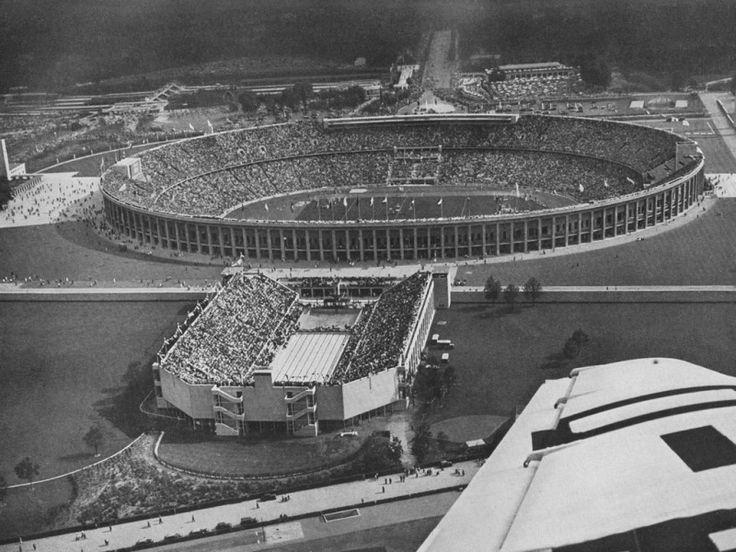 Nazi olimiyat stadı