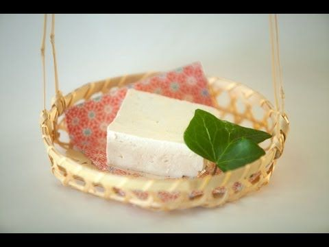 ▶ Recetas de cocina japonesa: Como preparar Tofu casero | Taka Sasaki - YouTube
