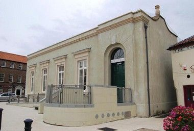 The Assembly Rooms in Swaffham