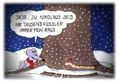 Schönen Nikolaustag! Free eCards - Grusskarten: http://www.free-ecards.internetcityservice.com