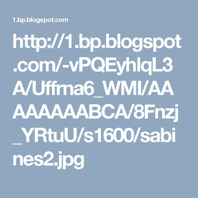 http://1.bp.blogspot.com/-vPQEyhlqL3A/Uffrna6_WMI/AAAAAAAABCA/8Fnzj_YRtuU/s1600/sabines2.jpg