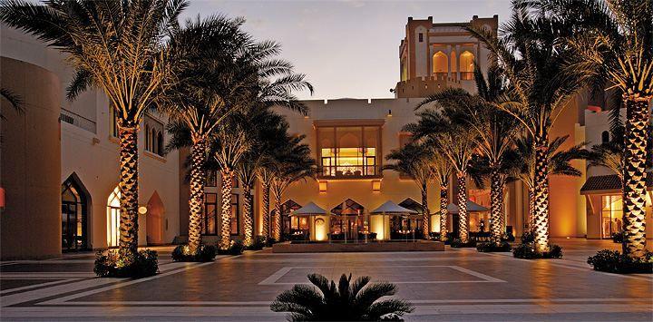 Shangri-La's Barr Al Jissah Resort and Spa Muscat, Oman
