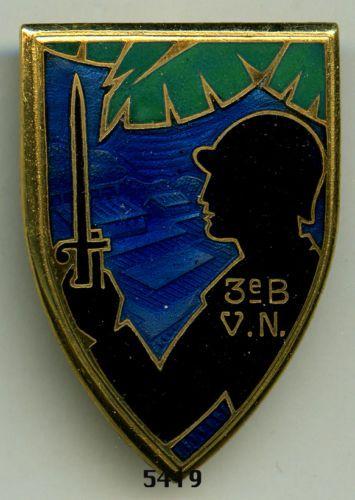 Insigne Indochine 3 BVN | eBay
