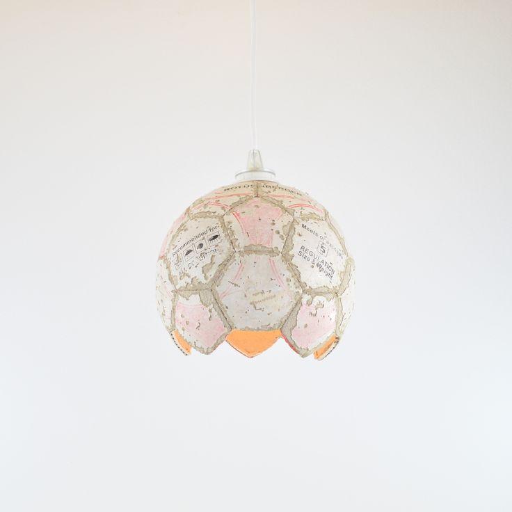 Fussball lampe lampe soccer fuball mit deinem namen for Lampen namen