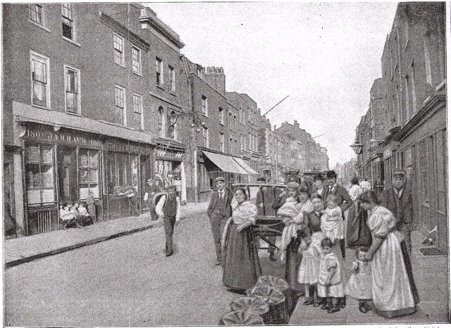 Artichoke, 19 St George Street, St George East in 1896