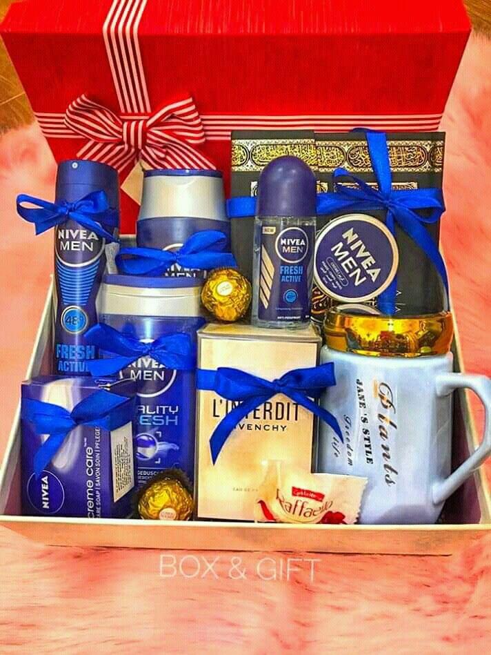 Gifts Box For Men هدايا للرجل Diy Gifts For Him Gift Box For Men Gift Baskets For Him