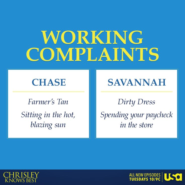 Chrisley Knows Best on USA Liked · November 18 ·    How are the Chrisley kids feeling about this #ToddTuesday? Their working woes say it all.