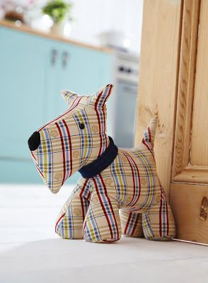 Hooked on crochet: Door stops / Pesos para portas para a minha Mágui