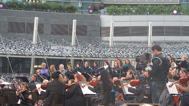 Prove d'orchestra #orchestra #expo365 #raiexpo #expo2005
