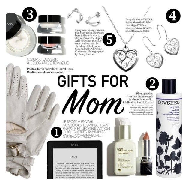 """""""Gift Guide"""" by punnky ❤ liked on Polyvore featuring Bobbi Brown Cosmetics, 3.1 Phillip Lim, Haute Hippie and Cowshed"""