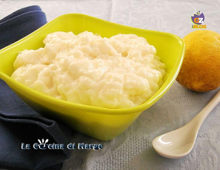 Crema pasticcera light senza uova | La cucina di Marge