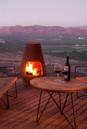 23 best chiminea images on pinterest bar grill garden - Chimeneas gonzalez ...