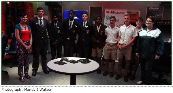 School E-Sports: Fairbairn College Versus Fairmont High School FIFA 14 Tournament #saesports #FIFA14
